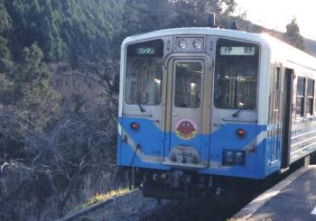 JR土讃線 普通ワンマン列車
