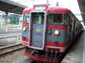しなの鉄道 普通列車