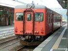 JR大糸線普通列車(西日本区間)