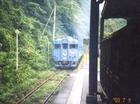 JR九州 肥薩線 球泉洞駅
