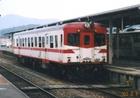 JR岩泉線 赤鬼キハ52