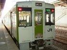 JR水郡線普通列車